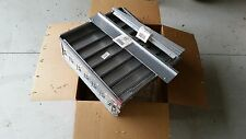 Reznor burner assembly with drawer brackets