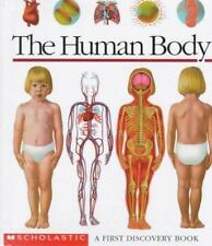 The Human Body: A First Discovery Book, Perols, Sylvaine, 0590738763, Book, Good