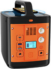 WESTLEY Portable Power Station 298Wh/92800Mah, Solar Outdoor Generator with AC(1