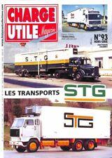 CHARGE UTILE Magazine Hors-série N°93 - Les transports STG