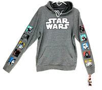 Men's Star Wars Graphic Hoodie Size M