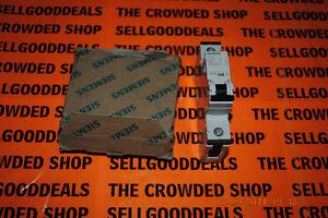 Siemens 5SY4-125-5 Circuit Breaker 1P A25 5SY41255 New