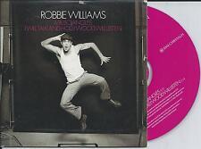 ROBBIE WILLIAMS - Mr. Bojangles CD SINGLE 2TR EU CARDSLEEVE 2002