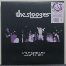 STOOGES 'Live At Goose Lake: August 8th 1970' Vinyl LP NEW/SEALED