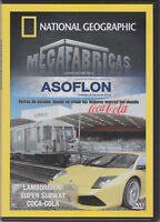National Geographic: Megafabricas Vol. 3 (DVD) ASOFLON Promotion