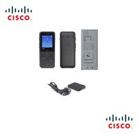 NEW CP-8821-K9-BUN - Cisco CP-8821 Wireless IP Phone Battery and Charger Bundle