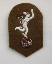 British Army, Royal Corps Of Signals Staff Sergeant's Patch.