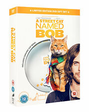 A Street Cat Named Bob (Limited Edition with Ceramic Cat Bowl) [DVD]
