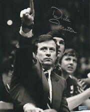 Dick Motta Bulls/Bullets/Mavericks Autographed 8x10 Photo Mounted Memories COA