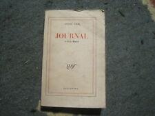 André GIDE: Journal 1942-1949
