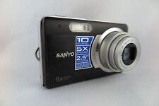 Sanyo Xacti VPC-E10 10MP Digitalkamera -Vom Händler-