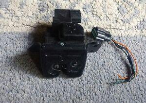 2010-2013 KIA FORTE SX REAR TRUNK LID DOOR HATCH LATCH LOCK ACTUATOR OEM USED