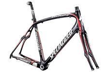 Specialized S-Works Roubaix SL2 frameset - 58 cm-Nuovo di zecca.