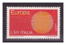 Francobolli della Repubblica italiana dal 1965 al 1985 gialli
