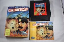 Operation Secret Storm (Nintendo NES) Complete in Box GOOD #2