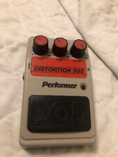 DOD Distortion 555 Performer Guitar Pedal