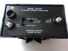 Winegard UHF/VHF Pre Amplifier Model #AP-8700 (New - In Box)