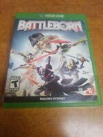 Battleborn (Microsoft Xbox One, 2016)(Tested)