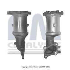 Catalytic Converter Fitting Kit fits NISSAN ALMERA N16 1.8 2000 on QG18DE New