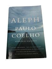 ALEPH - COELHO, PAULO -PAPERBACK BOOK