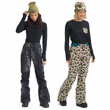Burton Loyle Pantalones Damen-Snowboardhose Esquí Nieve Pantalón Funcional