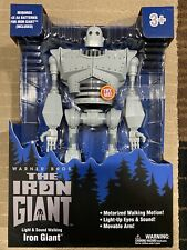 Warner Bros The Iron Giant Light & Sound Walking Iron Giant Walmart Exclusive