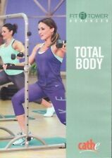 CATHE FRIEDRICH FIT TOWER ADVANCED TOTAL BODY DVD WORKOUT NEW SEALED