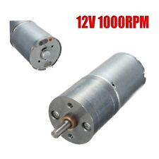 25GA370 DC12V Car 1000RPM Encoder Motor Reducer Gear Motor Gear Motor Ln
