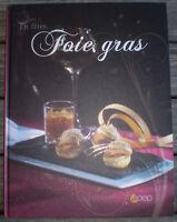 Beau Livre Illustré * EN FÊTES ... FOIE GRAS * de Recettes de  Julie SOUCAIL !