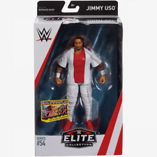 WWE WWF MATTEL ELITE COLLECTION 54 JIMMY USO ACTION FIGURE NEW & BOXED!!!!!