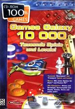 Games Galaxy 10.000 des milliers de jeux et Levels PC, Palm, Pocket PC