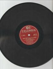 CHRISTMAS-ARTHUR GODFREY 1953 ADESTES FIDELES,O HOLY NIGHT 78rpm-COLUMBIA #40111