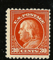 US #516 Mint-NH  1917 Regular Flat Press ~ Perf 11...Free Shipping....[SK]