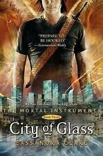 City of Glass (Mortal Instruments (Hardback)) - Clare, Cassandar NEW Hardcover