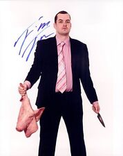 Jim Jefferies Hysterical Signed Authentic Autographed 8x10 Photo COA