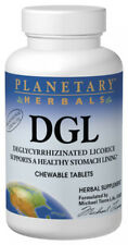 Planetary Herbals DGL Deglycyrrhizinated Licorice Herbal Supplement -100 Tablets