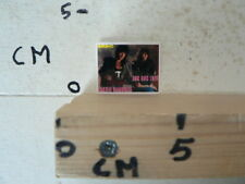 STICKER,DECAL JON BON JOVI & RICHIE SAMBORA BRAVO MINI STICKER