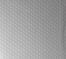 JTT Scenery Products 1:24 G-Scale Scalloped Edge Pattern Sheet, 2/pk 97439