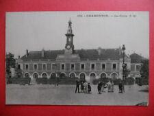 CHARENTON  :  Les Écoles........VO.1933.