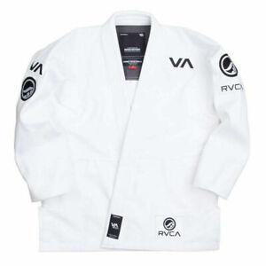 BBJ Gi Shoyoroll RVCA BJJ Gi Jiu-jitsu Brand New white Batch 60
