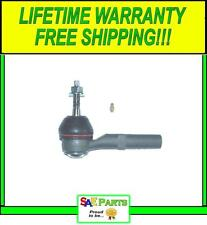 NEW Heavy Duty Deeza CH-T616 Steering Tie Rod End, Front Outer