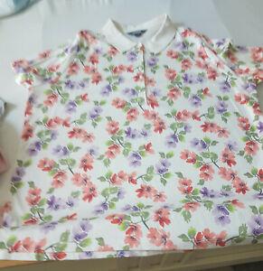 Lands´End Poloshirt  Gr. 2 x Baumwolle,