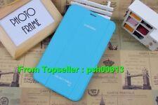 Origina OEM Slim Book Cover Case For Samsung Galaxy Tab3 8.0 P8200 SM-T311/T310