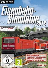 Eisenbahnsimulator 2012 Eisenbahn Simulator 12 für Pc Neu Ovp Trend Rondomedia