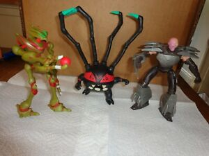 Teenage Mutant Ninja Turtles Nickelodeon SPIDERBITE SHREDDER ROBUG