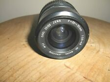 Scarce CARL ZEISS JENA MACRO JENAZOOM 1:3.5-4.8/35-70mm Lens(Minolta MD fit)