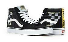 Vans Sk8-Hi Skate Shoes Men's Size 9 Mixed Quilting/Black