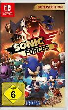 Sonic Forces Bonus Edition (Nintendo Switch, 2017)