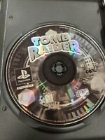Tomb Raider - PS1 PS2 Playstation Game disc only