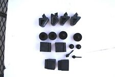 1963-1964 CHEVROLET IMPALA SOFF SEAL RUBBER STOPPER BUMPER  KIT, MADE IN USA